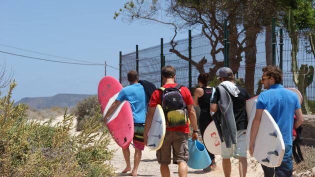 Un surf trip et fitness idéal pour progresser à Fuerteventura