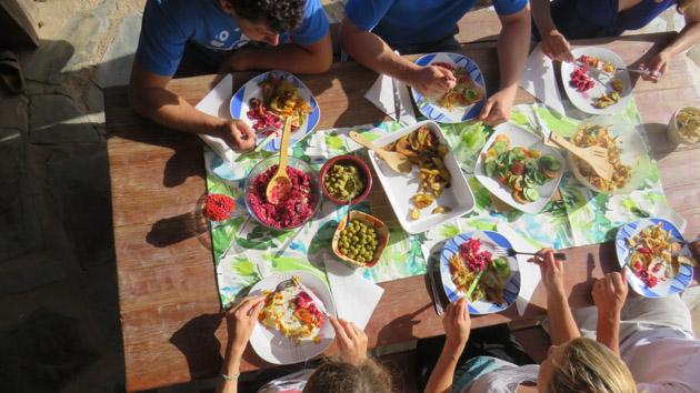 Un séjour surf, fitness et alimentation adaptée au sport aux Canaries