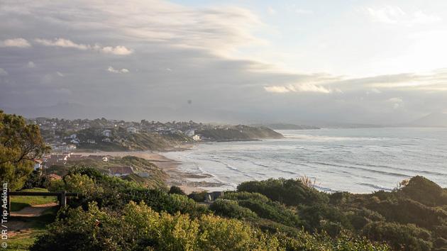 Vous sillonnez la côte basque entre Bidart et Saint Jean de Luz pour surfer sur les meilleurs spots