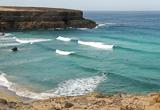 Le surf sur le north shore de Fuerteventura - voyages adékua