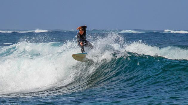 Votre séjour coaching surf à Fuerteventura aux Canaries