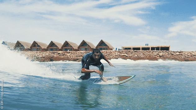 Des conditions idéales pour un séjour surf dans le sud du Maroc à Dakhla