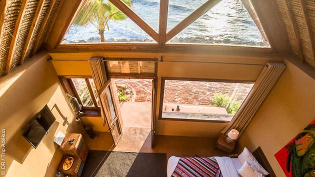 Séjour surf avec bungalow tout confort sur le spot de Foum Labouir à Dakhla