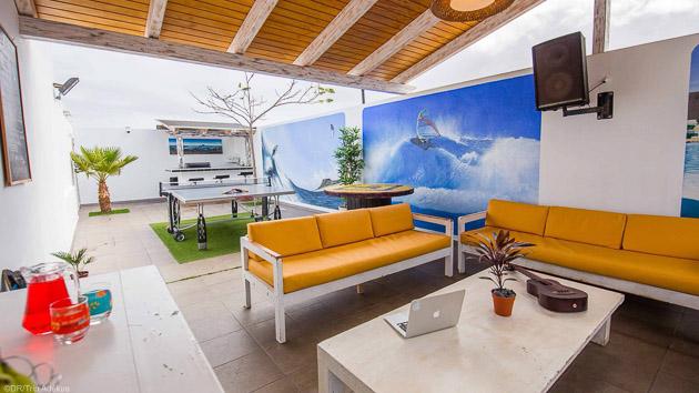 Une surf house tout confort pour vos vacances à Fuerte