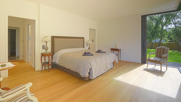 Une villa de luxe tout confort à Hossegor pour des vacances de rêve