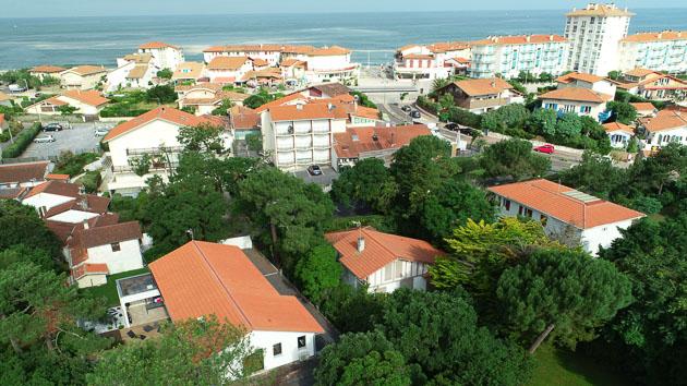 Une villa de luxe à deux pas du centre-ville d'Hossegor
