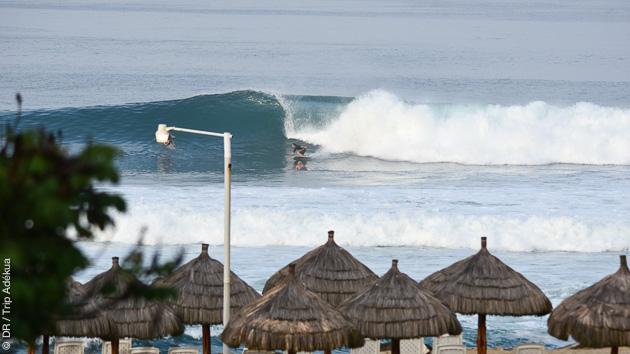 Un superbe séjour sportif et détente avec cours de surf, massage et bien-être, à Montanita en Equateur