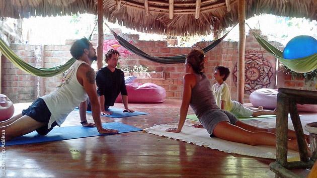 Un programme alliant surf et relaxation à Montanita en Equateur