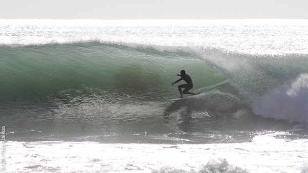 Les vagues de Capbreton vous accueillent pour apprendre ou perfectionner votre surf, en toute sécurité