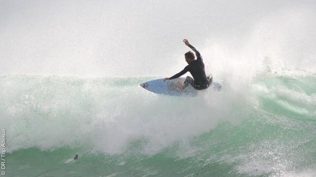 surf trip dans les landes