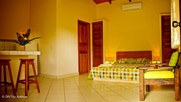 votre bungalow pendant votre surf trip au Costa Rica