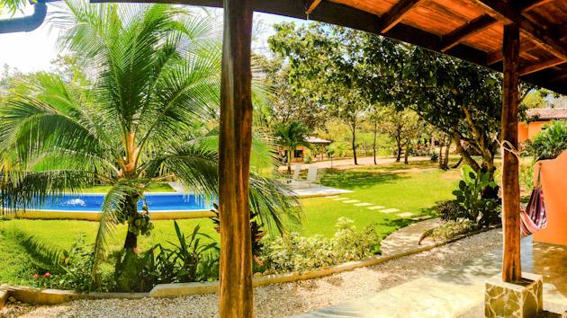 les bungalows au costa rica sont confortables et bien situés