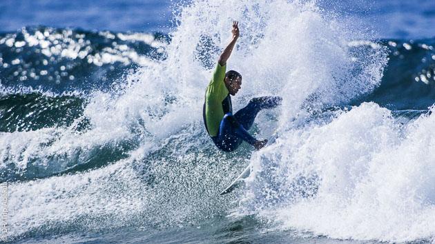 stage de surf à Lanzarote tous niveaux