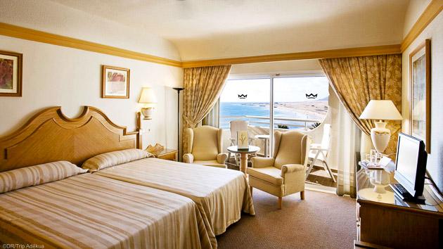 Profitez d'un séjour surf en hôtel grand luxe aux Canaries