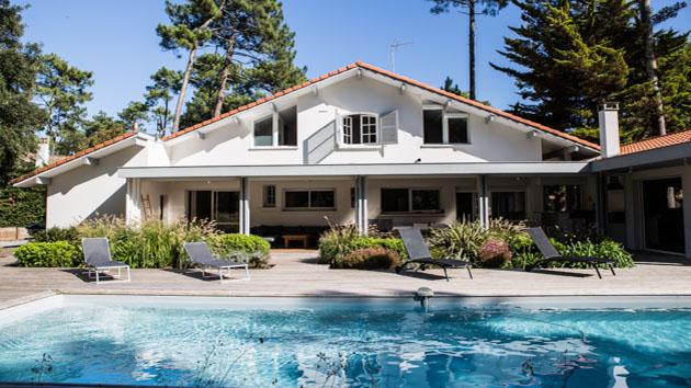 Votre séjour surf dans une maison luxueuse à Hossegor