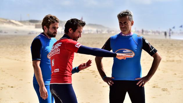 Un stage de surf pour débuter et progresser en surf à Seignosse
