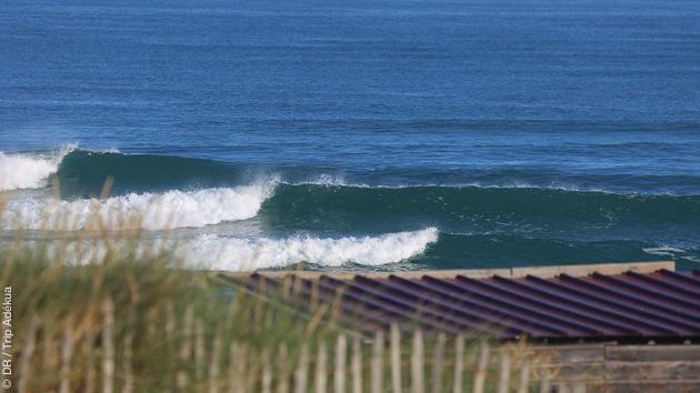 Entre Capbreton et Hossegor, séjour surf avec cours et hébergement en hôtel 3 étoiles