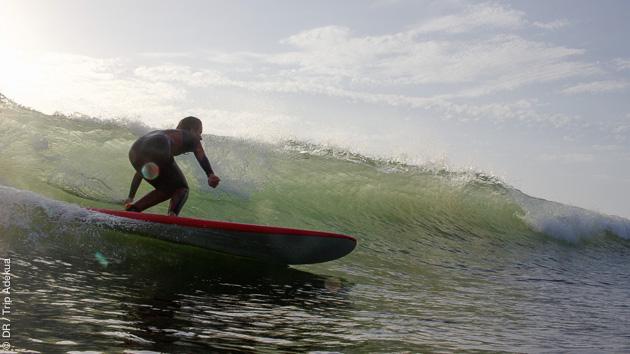 Progressez avec 2 heures de cours de surf par jour à Peniche