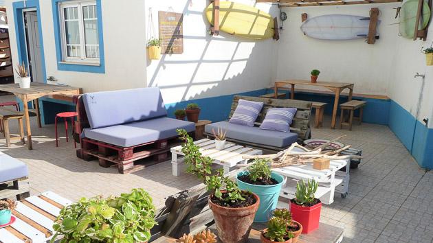 Votre guest house tout confort sur le spot de surf au Portugal