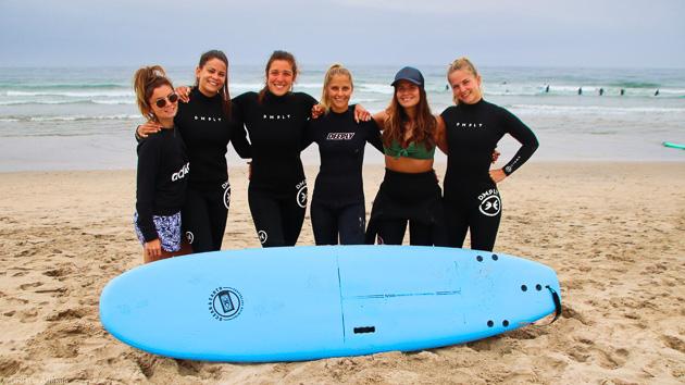 Un surf trip de rêve au Portugal