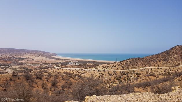 Un séjour avec 25 heures de cours de surf à côté d'Essaouira au Maroc
