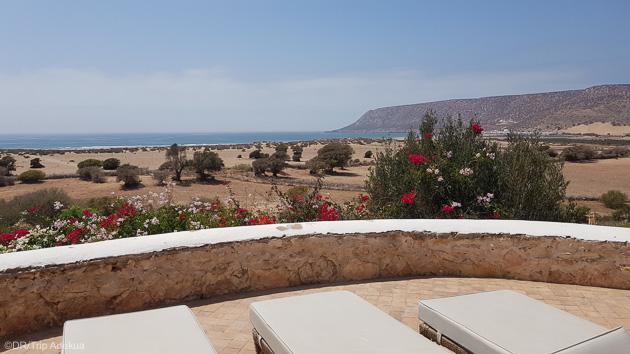 Une villa surf camp tout confort pour vos vacances surf à Tafedna au Maroc