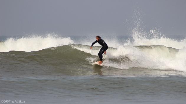 Surfez les meilleurs vagues de Tafedna au Maroc