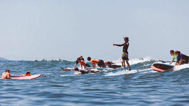 5 cours de surf pour progresser dans les vagues du pays basque