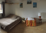 Vous logez en cœur de Biarritz en studio vue mer - voyages adékua