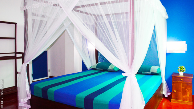 Vacances surf avec hôtel tout confort à Weligama au Sri Lanka