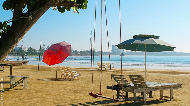 Votre hôtel face à la mer pour votre séjour surf à Weligama au Sri Lanka