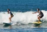 Votre stage de surf sur la presqu'île de Tartane - voyages adékua