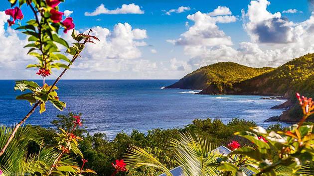 Découvrez la beauté de l'île de la Martinique pendant votre séjour surf