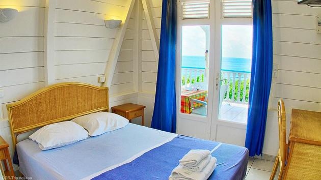 Votre studio à deux pas du spot de surf pour un séjour de rêve en Martinique