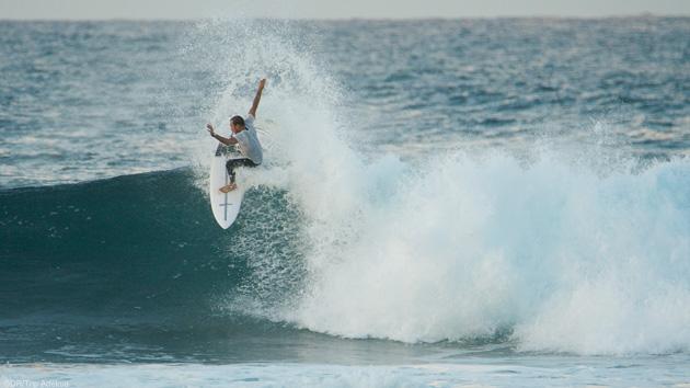 Surfez les plus belles vagues de Martinique