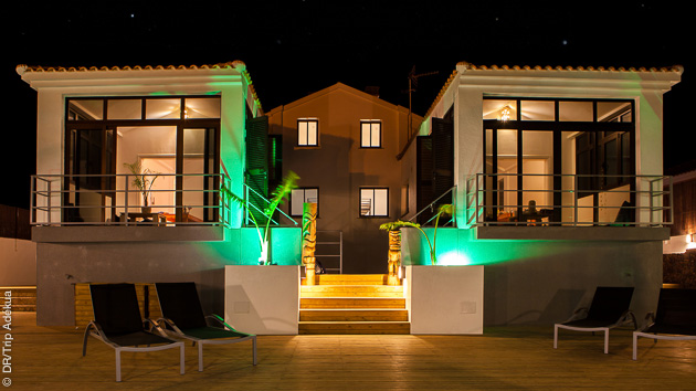 Notre confortable surfcamp vous accueille pour ce stage de surf à Fuerteventura