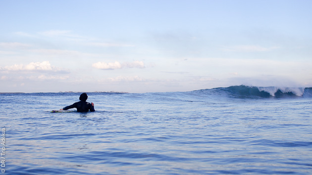 Progressez en surf avec nos moniteurs diplômés