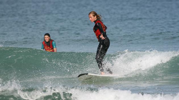 Surfez les meilleurs vagues du Pays Basque