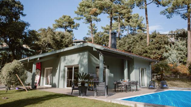 Votre séjour surf à Hossegor en villa grand luxe