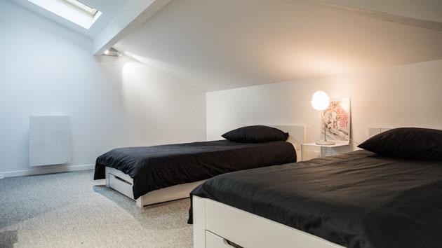 4 chambres et tout le confort d'une villa de luxe dans les Landes