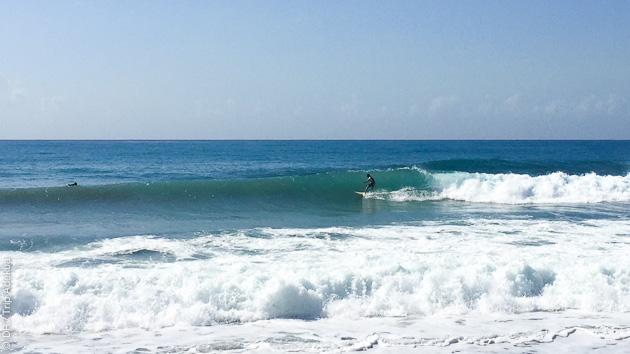 Des spots de surf pour débrouillés à expert en Jamaïque