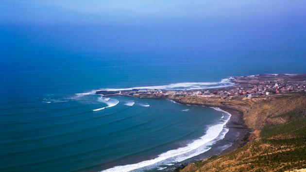 le surf au maroc passe par Imsouane et ses vagues