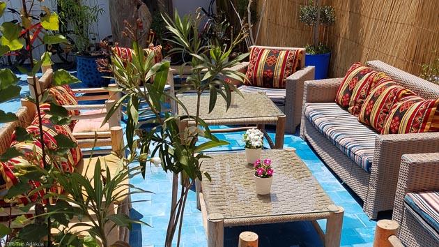 Savourez le confort de nos surfcamps au Maroc