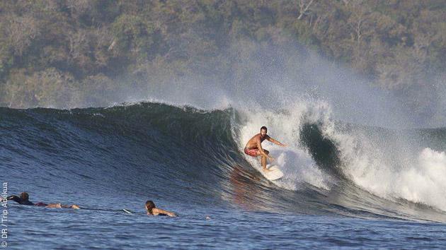 Surftrip entre amis au Panama