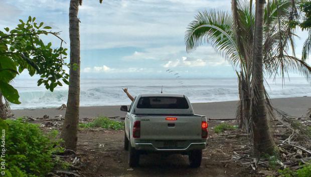 Surftrip au Panama, avec Bastien et Julia les nouveaux experts locaux Adékua