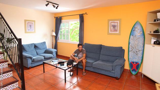 Un séjour au sein d'un hébergement convivial et confortable