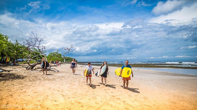 Venez surfer les plus belles vagues du Costa Rica