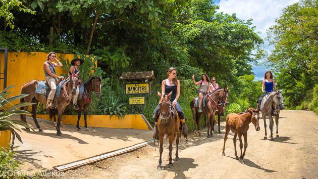 Randonnée, balades à cheval pour découvrir le Costa Rica