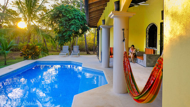 Votre villa tout confort pour un séjour surf de rêve au Costa Rica