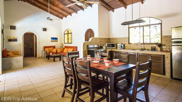 Votre villa confortable avec piscine pour un séjour de re^ve au Costa Rica